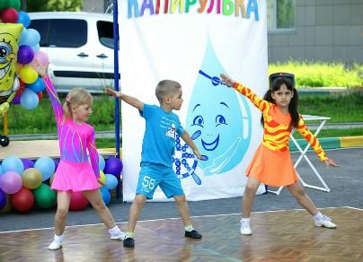 Детский праздник в бутово заказать анаматоров ребенку Железнодорожная улица (поселок Рассудово)